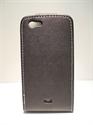 Picture of Sony Ericsson Xperia Miro Black Leather Case
