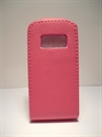 Picture of Nokia C6-01 Pink Leather Case