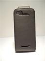 Picture of Sony Ericsson Yari, U100 Black Leather Case