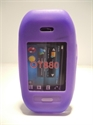 Picture of Alcatel OT880 Purple Silicone Case