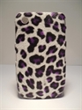 Picture of Blackberry 8520 Curve  Purple Animal Print Cover