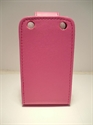 Picture of Blackberry Curve 9320 Pink Leather Case