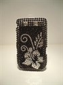 Picture of Blackberry Torch 9800 Black Floral Speckled Effect
