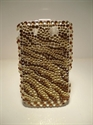 Picture of Blackberry Torch 9800 Bronze Wave Design