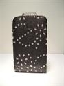 Picture of Desire C Black Diamond Leather Flip Case