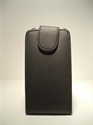 Picture of LG E900 Black Leather Case