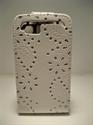 Picture of HTC G19-Raider White Diamond Leather Case