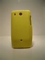 Picture of HTC G3 Hero Yellow Gel Case