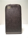 Picture of Blackberry Q10 Black Leather Case