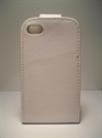 Picture of Blackberry Q10 White Leather Case