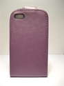 Picture of Blackberry Q10 Purple Leather Case