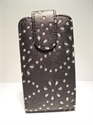 Picture of Nokia 610 Black Diamond Leather Case