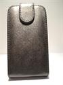 Picture of HTC Desire V Black Leather Case