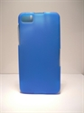 Picture of Blackberry Z10 Blue Gel Cover