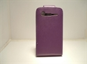 Picture of HTC Incredible S Violet Leather Case