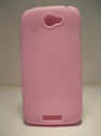Picture of HTC One S Baby Pink Silicon Case
