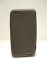 Picture of HTC One V Black Silicon Case