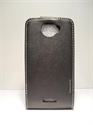 Picture of HTC One X Black Leather Case