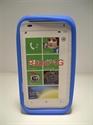 Picture of HTC Radar Blue Silicone Case
