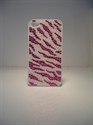 Picture of i Phone 4G Pink Animal Print Diamond Hard Case