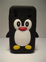 Picture of Galaxy Ace Black Penguin Case