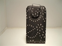 Picture of Nokia 6303 Black Diamond Leather Case