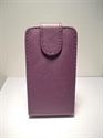 Picture of Nokia 310 Purple Leather Case