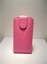 Picture of Sony Ericsson Xperia E Pink Leather Case