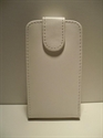 Picture of Lumia 610 White Leather Case