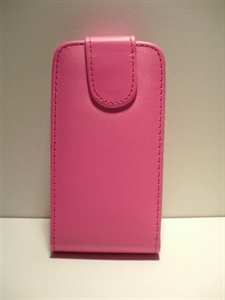 Picture of Nokia Pureview 808 Pink Leather Case