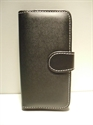 Picture of Galaxy S4 Mini Black Leather Wallet
