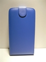 Picture of Galaxy Mega Blue Leather Case