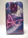 Picture of Nokia Asha 206 Butterfly Leather Case