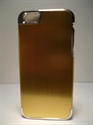 Picture of iPhone 5 Gold Brushed Metal Case
