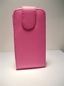 Picture of Nokia Asha 303 Pink Leather Case