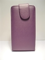 Picture of Nokia Asha 303 Purple Leather Case