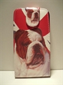 Picture of Samsung Galaxy S4 Bulldog Leather Case