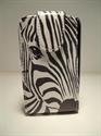 Picture of Nokia 201 Zebra Print Leather Case