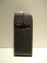 Picture of Nokia 6300 Black Leather Case