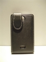 Picture of Nokia Asha 503 Black Leather Case
