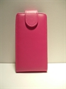 Picture of Xperia M Deep Pink Leather Case