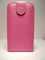 Picture of Xperia ZR Pink Leather Case
