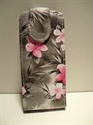 Picture of Nokia 515 Grey Floral Leather Case