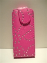 Picture of Nokia 515 Pink Diamond Leather Case