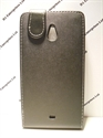 Picture of Nokia Lumia 1320 Black Leather Case