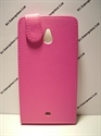 Picture of Nokia Lumia 1320 Pink Leather Case