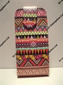 Picture of Nokia 301 Asha Tribal Leather Case