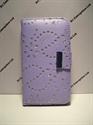 Picture of Nokia 625 Lavender Diamond Wallet Case