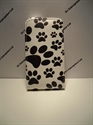 Picture of Nokia Lumia 510 Paw Print Leather Case