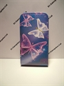 Picture of Nokia Asha 201 Butterfly Leather Case